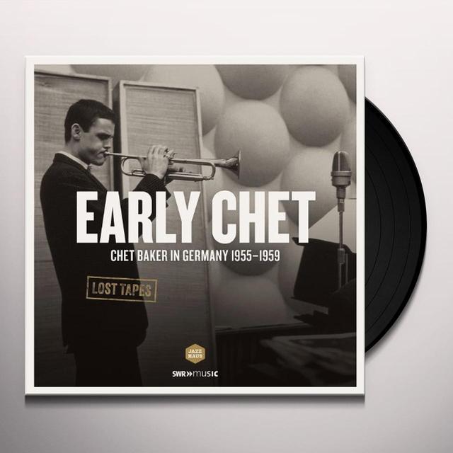Chet Baker EARLY CHET Vinyl Record
