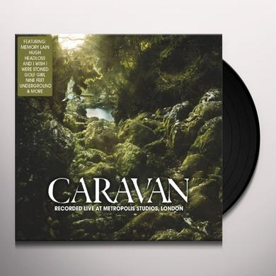 Caravan LIVE AT METROPOLIS STUDIO Vinyl Record - Limited Edition, 180 Gram Pressing