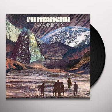 Fu Manchu GIGANTOID Vinyl Record