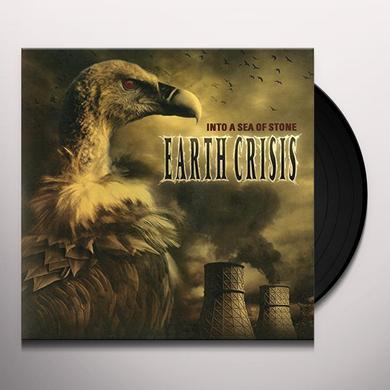 Earth Crisis INTO A SEA OF STONE Vinyl Record