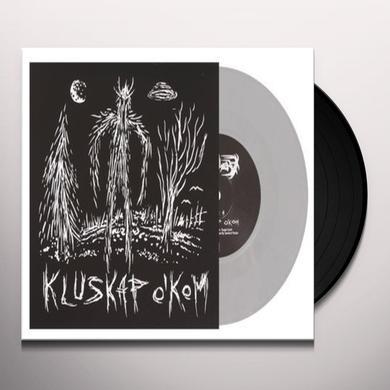 Voivod KLUSKAP O'KOM Vinyl Record