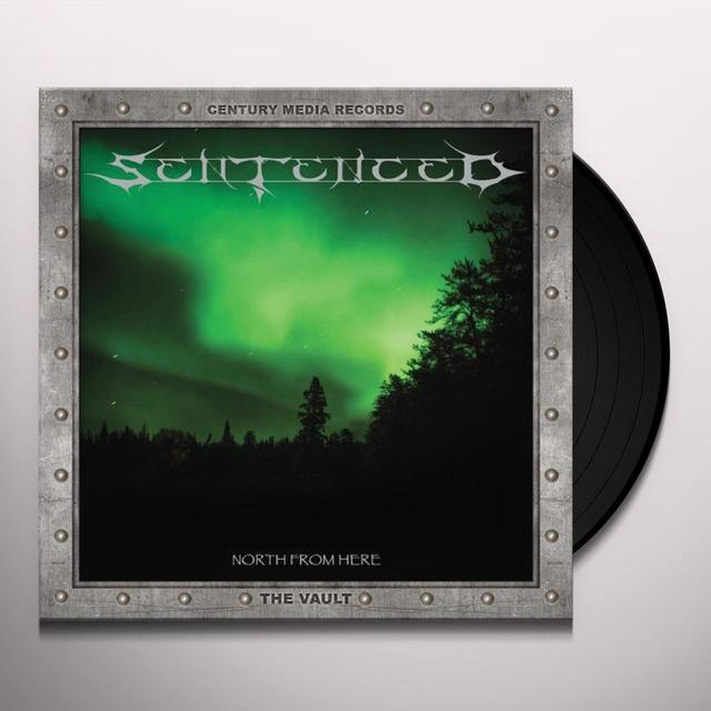 Sentenced NORTH FROM HERE Vinyl Record