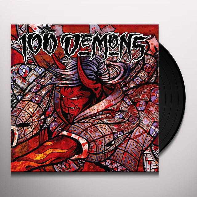 100 DEMONS Vinyl Record