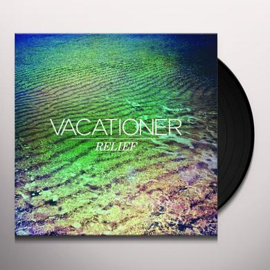 Vacationer RELIEF Vinyl Record