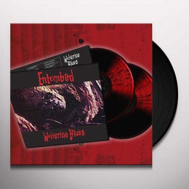 Entombed WOLVERINE BLUES Vinyl Record