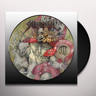 Skeletonwitch SERPENTS UNLEASHED Vinyl Record - Picture Disc