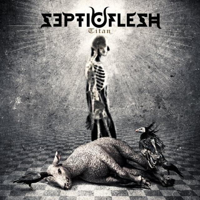 Septicflesh TITAN Vinyl Record