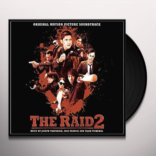 Joseph Trapanese / Aria Prayogi / Fajar Yuskemal RAID 2 / O.S.T. Vinyl Record