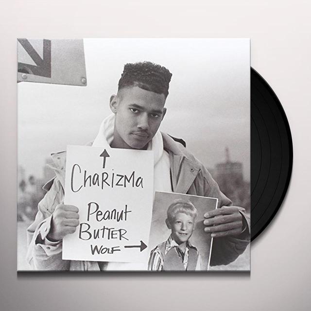 Charizma & Peanut Butter Wolf CIRCA 1990-1993 Vinyl Record