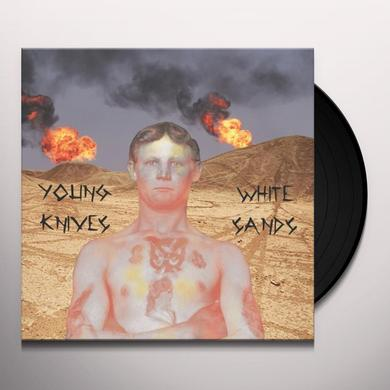 Young Knives WHITE SANDS Vinyl Record