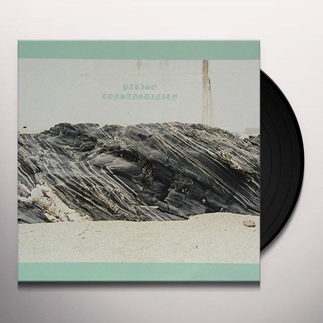 Pariso CONSANGUINITY Vinyl Record - UK Import