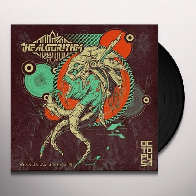 Algorithm OCTOPUS4 Vinyl Record - UK Import