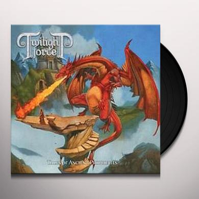 Twilight Force TALES OF ANCIENT PROPHECIES Vinyl Record - UK Import