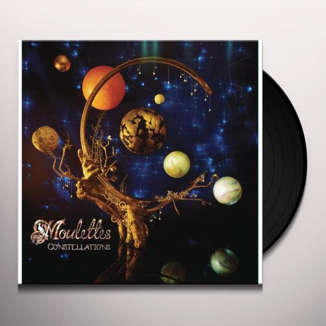 Moulettes CONSTELLATIONS Vinyl Record