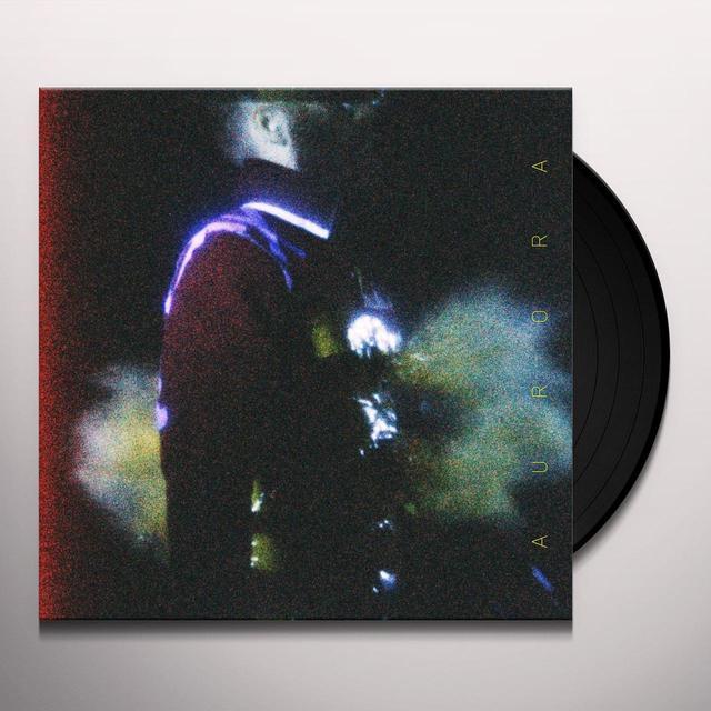 Ben Frost A U R O R A Vinyl Record - UK Import