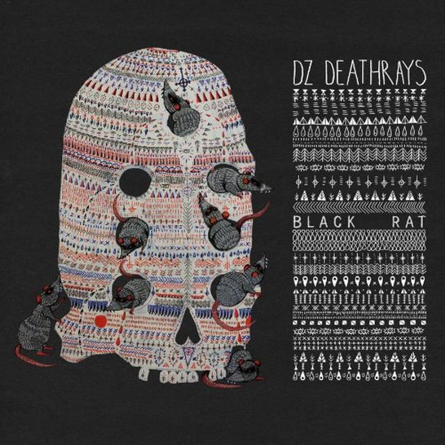Dz Deathrays BLACK RAT Vinyl Record