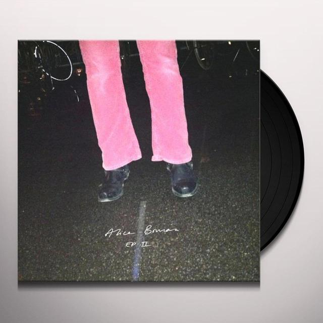 Alice Boman EP II Vinyl Record - UK Import
