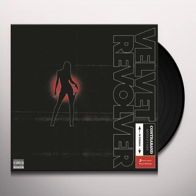Velvet Revolver CONTRABAND Vinyl Record