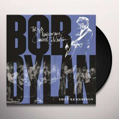Bob Dylan 30TH ANNIVERSARY CELEBRATION CONCERT Vinyl Record