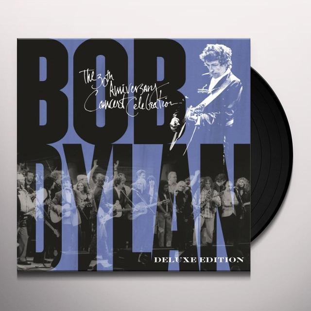 Bob Dylan 30TH ANNIVERSARY CELEBRATION CONCERT Vinyl Record - Holland Import
