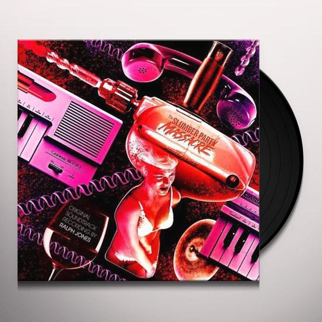 Slumber Party Massacre / O.S.T. (Uk) SLUMBER PARTY MASSACRE / O.S.T. Vinyl Record - UK Import
