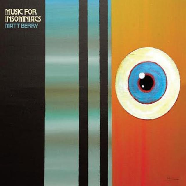 Matt Berry MUSIC FOR INSOMNIACS Vinyl Record - UK Release