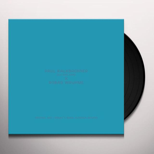 Paul Kalkbrenner SKY & SAND (ROBAG WRUHME REMIX) Vinyl Record - UK Release