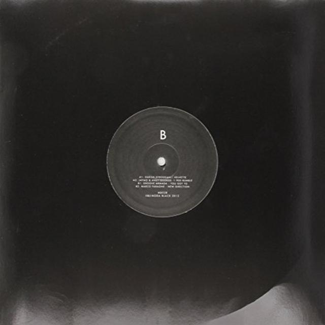 Moda Black Vol. Iii Sampler / Various (Uk) MODA BLACK VOL. III SAMPLER / VARIOUS Vinyl Record