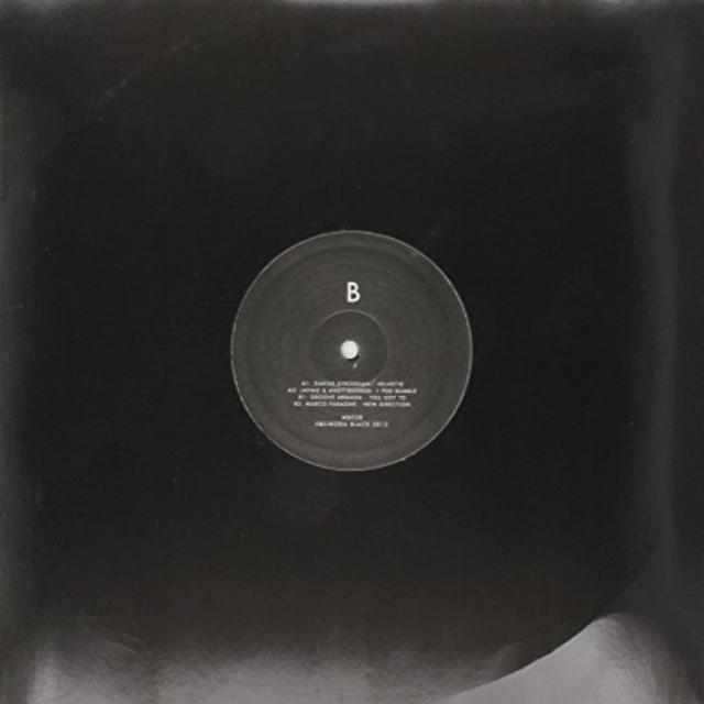 Moda Black Vol. Iii Sampler / Various