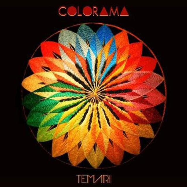 Colorama TEMARI Vinyl Record - UK Import