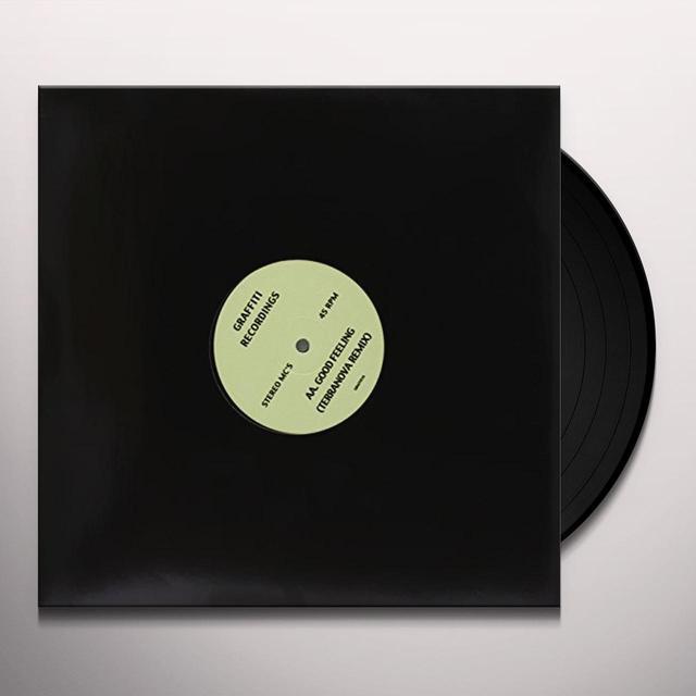 Stereo MC's GOOD FEELING (REMIXES) Vinyl Record - UK Import
