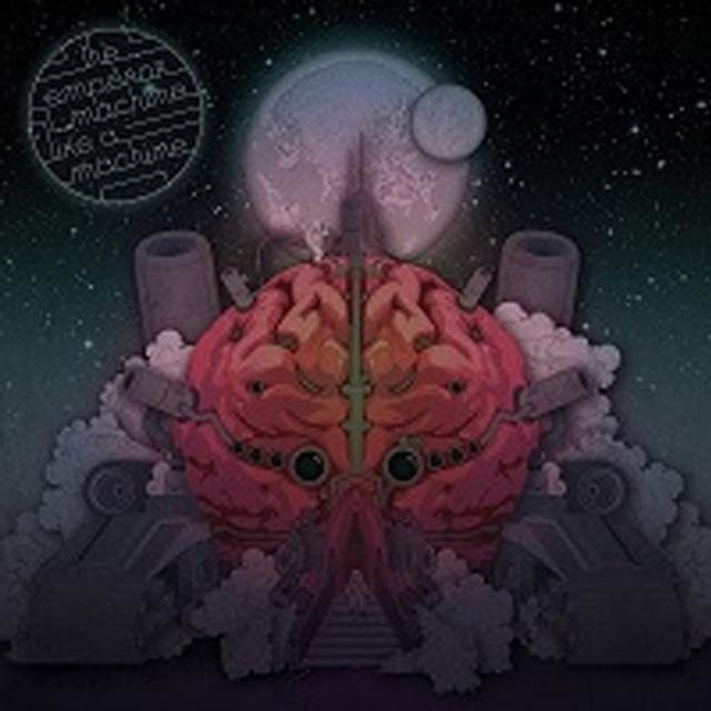 Emperor Machine LIKE A MACHINE Vinyl Record - UK Import