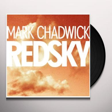 Mark Chadwick RED SKY Vinyl Record - UK Import