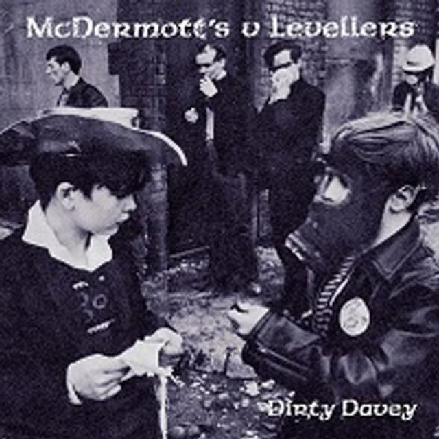 Mcdermott'S 2 Hours/Levellers DIRTY DAVEY/DIRTY DAVEY LIVE Vinyl Record - UK Import