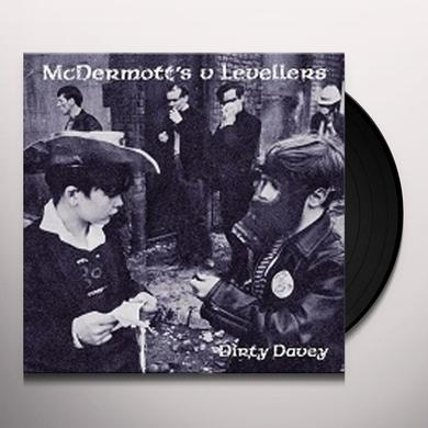 Mcdermott'S 2 Hours/Levellers DIRTY DAVEY/DIRTY DAVEY LIVE Vinyl Record
