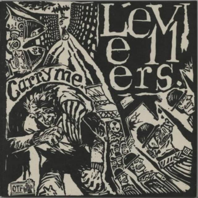 Levellers CARRY ME EP Vinyl Record - UK Import