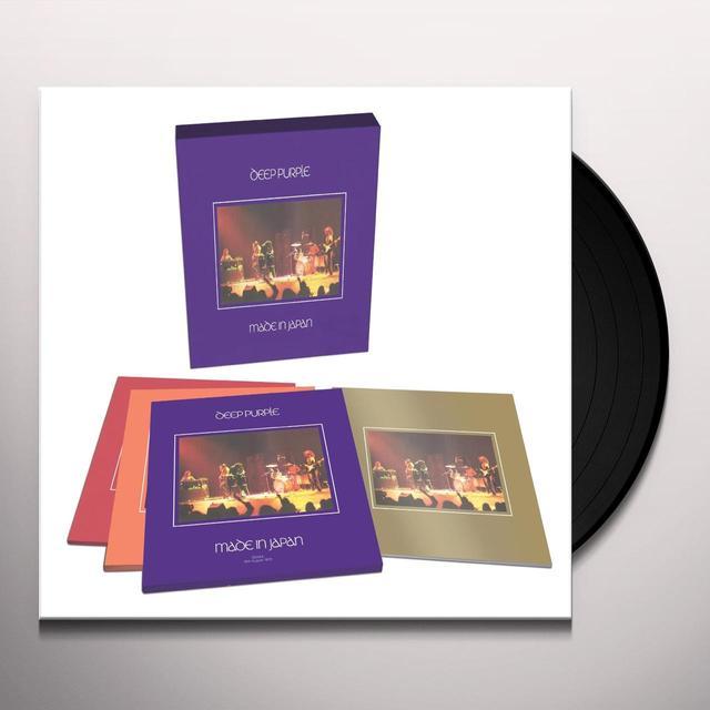 Deep Purple MADE IN JAPAN (DELUXE VINYL) Vinyl Record - UK Import