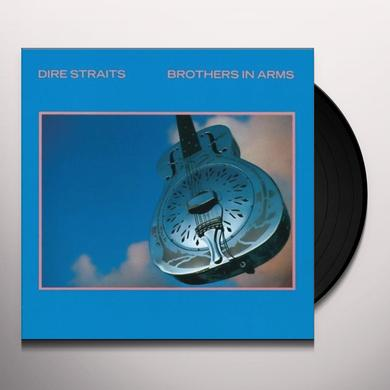 Dire Straits BROTHERS IN ARMS Vinyl Record - UK Import