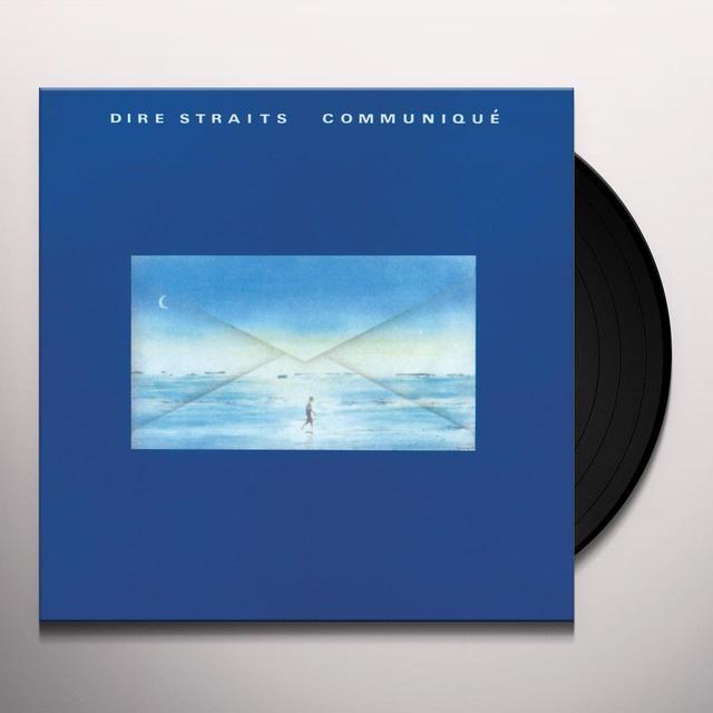 Dire Straits COMMUNIQUE Vinyl Record - UK Import
