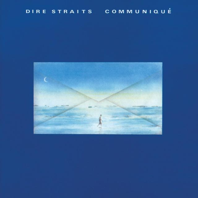 Dire Straits COMMUNIQUE Vinyl Record - UK Import