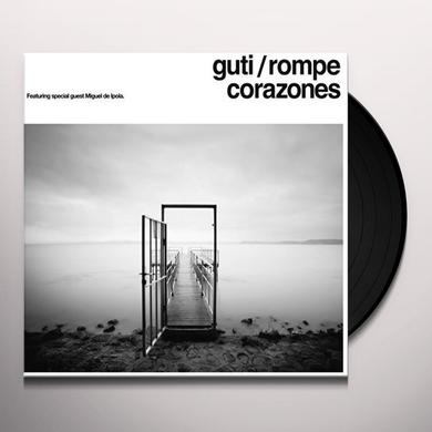 Guti ROMPECORAZONES Vinyl Record - UK Import
