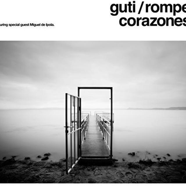 Guti ROMPECORAZONES Vinyl Record