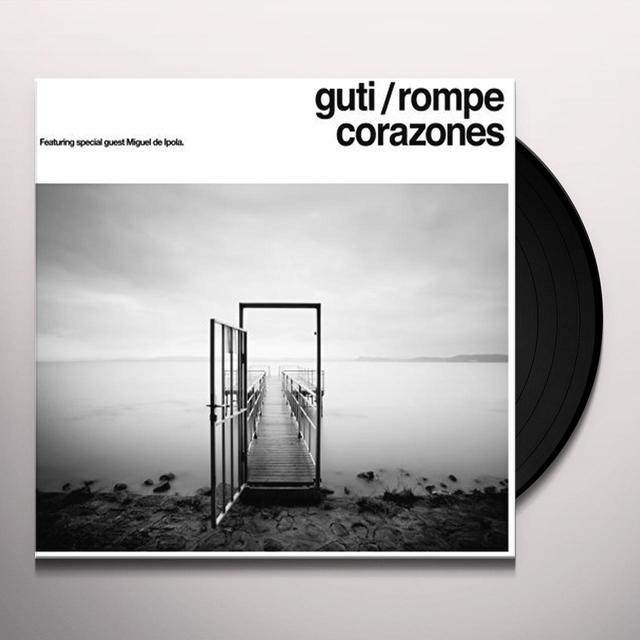 Guti ROMPECORAZONES Vinyl Record - UK Import