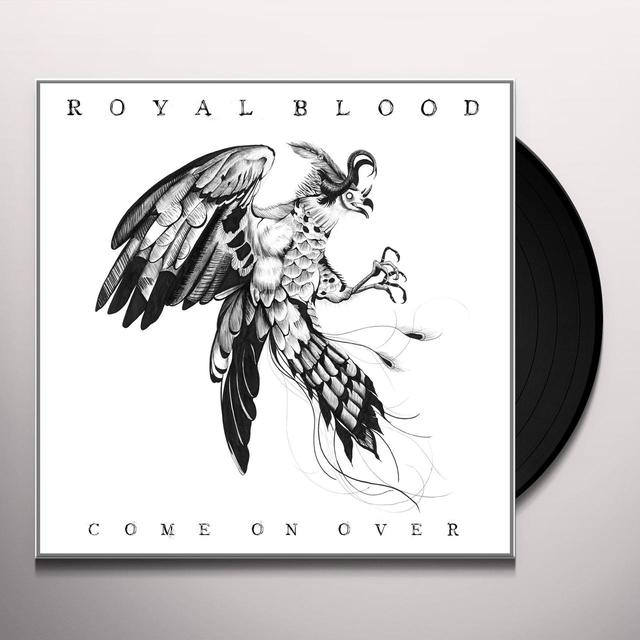 Royal Blood COME ON OVER Vinyl Record - UK Import