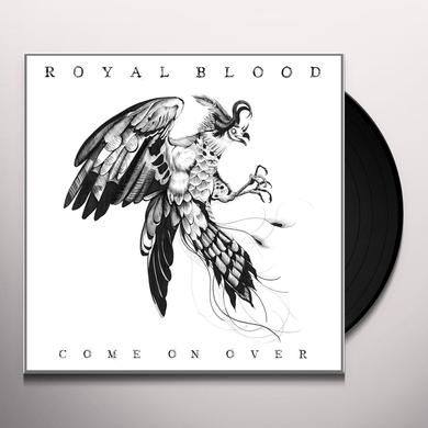 Royal Blood COME ON OVER Vinyl Record - UK Release