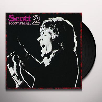 Scott Walker SCOTT 2 Vinyl Record