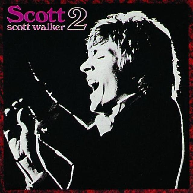 Scott Walker SCOTT 2 Vinyl Record - Asia Import