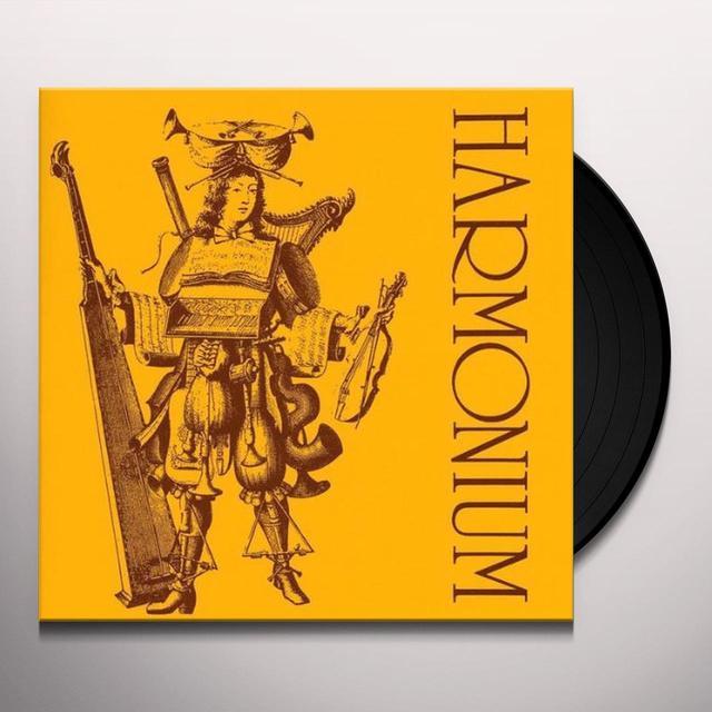 HARMONIUM Vinyl Record - Canada Import