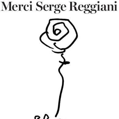 Isabelle Boulay MERCI SERGE REGGIANI Vinyl Record