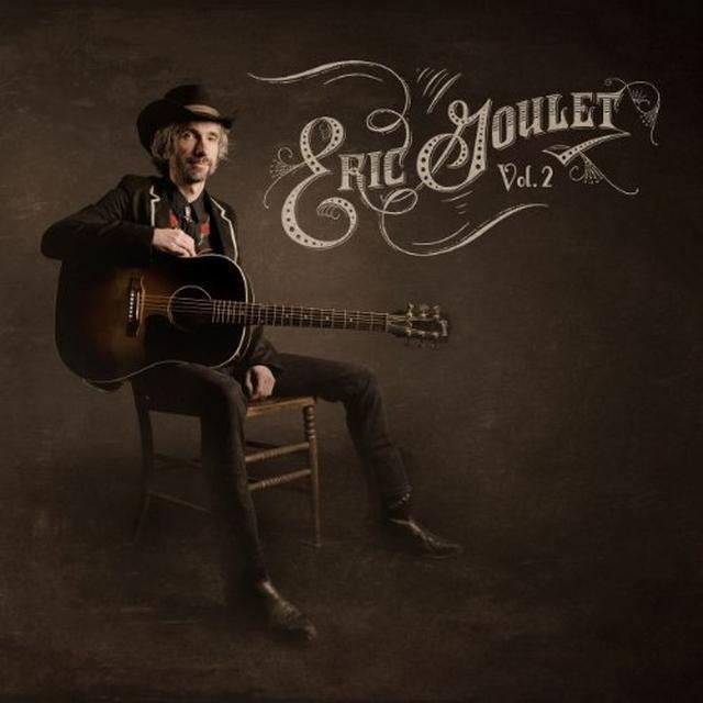 Eric Goulet VOLUME 2 Vinyl Record - Canada Import